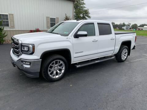 2017 GMC Sierra 1500 for sale at SOUTH MOUNTAIN AUTO SALES in Shippensburg PA