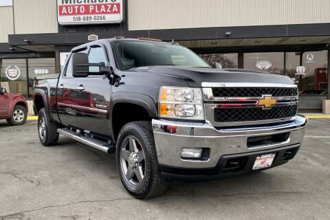 2013 Chevrolet Silverado 2500HD for sale at Michaels Auto Plaza in East Greenbush NY