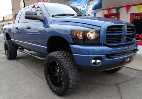 2006 Dodge Ram Pickup 2500 for sale at VISTA AUTO SALES in Longmont CO