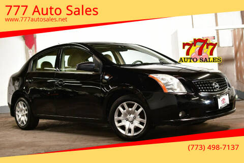 2009 Nissan Sentra for sale at 777 Auto Sales in Bedford Park IL