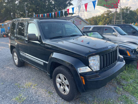 2010 Jeep Liberty for sale at Trocci's Auto Sales in West Pittsburg PA
