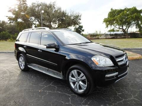 2012 Mercedes-Benz GL-Class for sale at SUPER DEAL MOTORS 441 in Hollywood FL