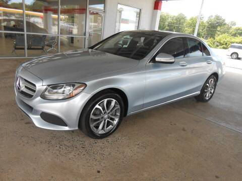 2015 Mercedes-Benz C-Class for sale at Auto America in Charlotte NC