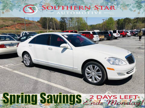 2009 Mercedes-Benz S-Class for sale at Southern Star Automotive, Inc. in Duluth GA