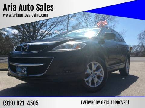 2011 Mazda CX-9 for sale at ARIA  AUTO  SALES in Raleigh NC