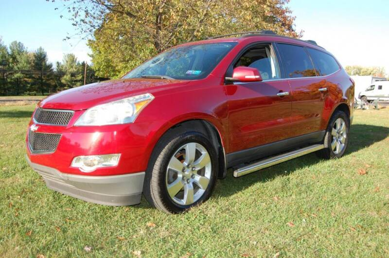 2012 Chevrolet Traverse for sale at New Hope Auto Sales in New Hope PA