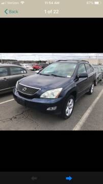 2007 Lexus RX 350 for sale at PREMIER AUTO SALES in Martinsburg WV