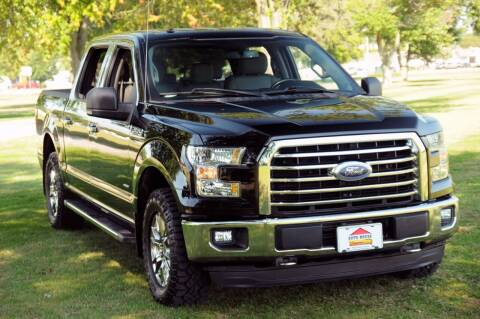 2017 Ford F-150 for sale at Auto House Superstore in Terre Haute IN