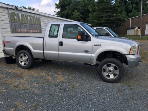 2006 Ford F-250 Super Duty for sale at Clayton Auto Sales in Winston-Salem NC