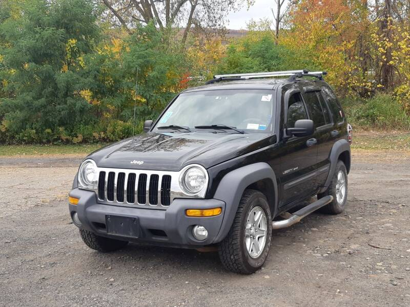 2003 Jeep Liberty for sale at MMM786 Inc. in Wilkes Barre PA