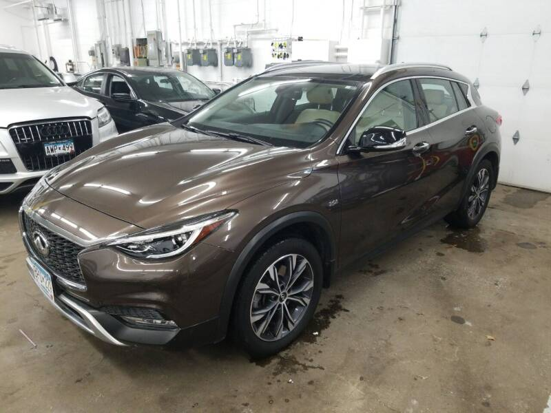 2018 Infiniti QX30 for sale at The Car Buying Center in St Louis Park MN