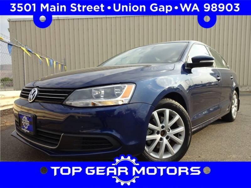 2013 Volkswagen Jetta for sale at Top Gear Motors in Union Gap WA