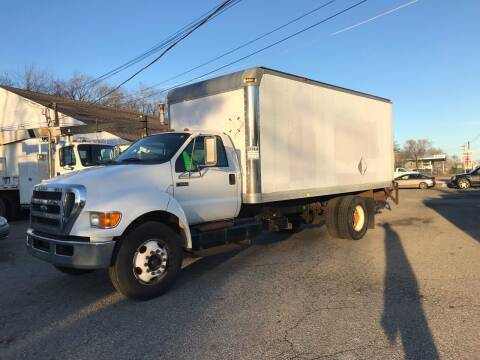 2011 Ford F-650 Super Duty for sale at J.W.P. Sales in Worcester MA