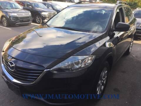 2014 Mazda CX-9 for sale at J & M Automotive in Naugatuck CT