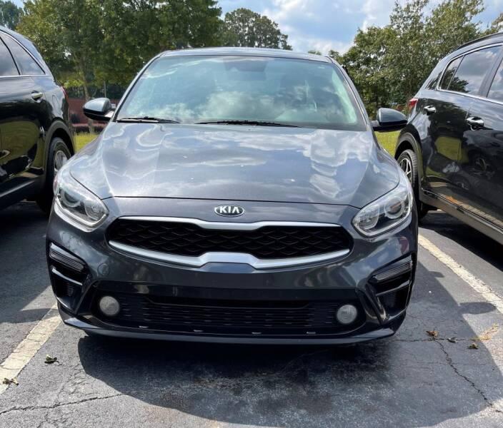 2020 Kia Forte for sale at Luxury Auto Line in Atlanta GA