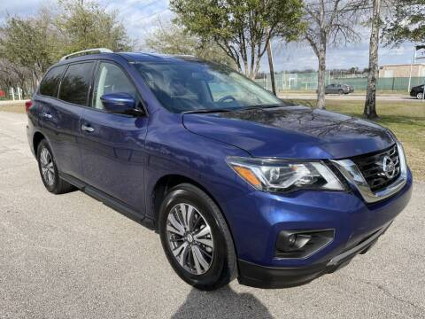 2020 Nissan Pathfinder for sale at Prestige Motor Cars in Houston TX