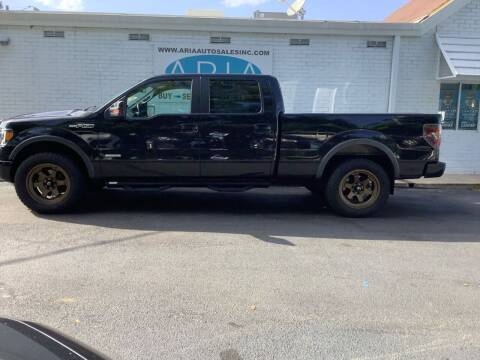 2013 Ford F-150 for sale at ARIA AUTO SALES INC.COM in Raleigh NC