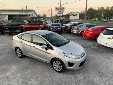 2013 Ford Fiesta for sale at ICar Florida in Lutz FL
