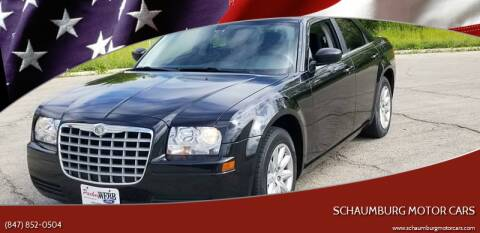 2008 Chrysler 300 for sale at Schaumburg Motor Cars in Schaumburg IL