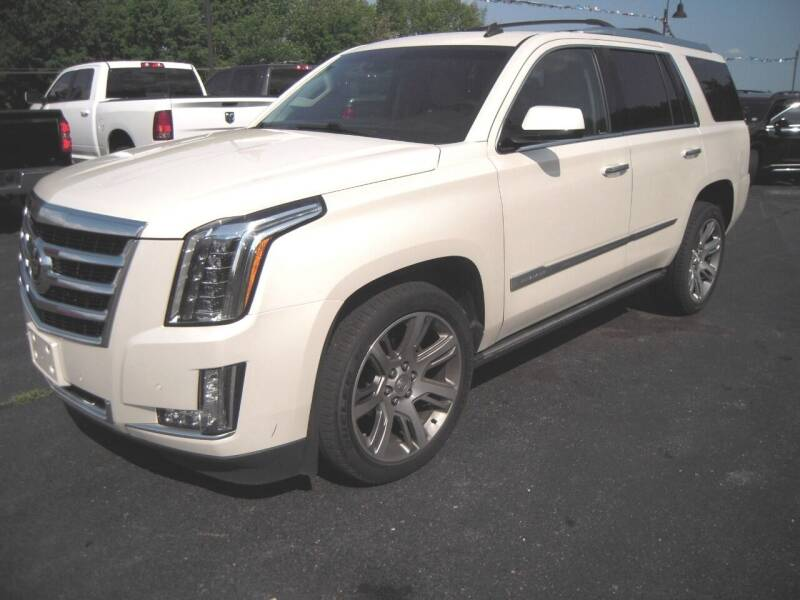 2015 Cadillac Escalade for sale at 1-2-3 AUTO SALES, LLC in Branchville NJ
