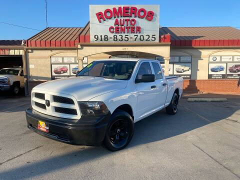 2011 RAM Ram Pickup 1500 for sale at Romeros Auto Center in Tulsa OK