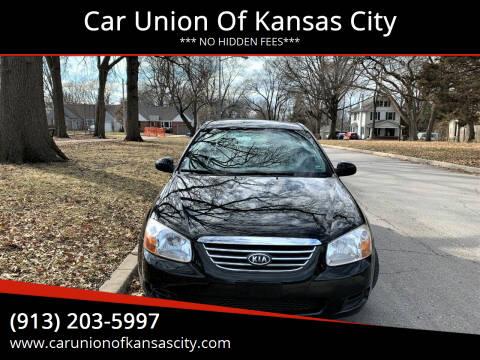 2008 Kia Spectra for sale at Car Union Of Kansas City in Kansas City MO