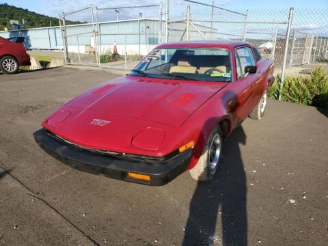 1975 Triumph TR7 for sale at Franklyn Auto Sales in Cohoes NY
