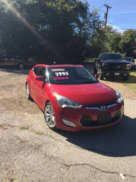 2012 Hyundai Veloster for sale at Holders Auto Sales in Waco TX