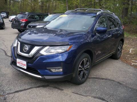 2017 Nissan Rogue for sale at Charlies Auto Village in Pelham NH