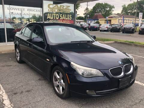 2008 BMW 5 Series for sale at Carz Unlimited in Richmond VA