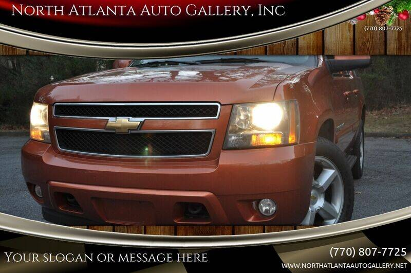 2007 Chevrolet Avalanche for sale at North Atlanta Auto Gallery, Inc in Alpharetta GA
