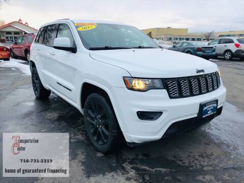2017 Jeep Grand Cherokee for sale at Transportation Center Of Western New York in Niagara Falls NY
