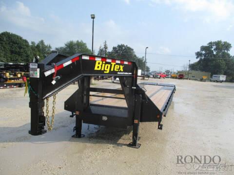 2022 Big Tex Gooseneck 25GN-30BK+5MR