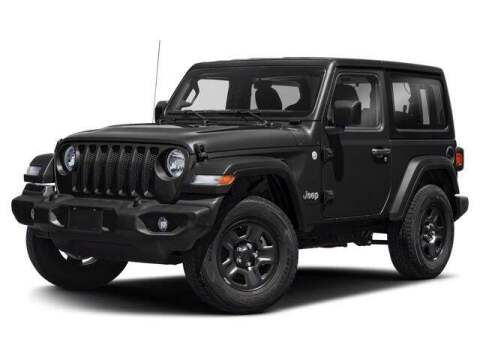 2021 Jeep Wrangler for sale at 495 Chrysler Jeep Dodge Ram in Lowell MA