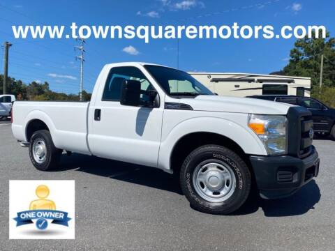 2012 Ford F-250 Super Duty for sale at Town Square Motors in Lawrenceville GA