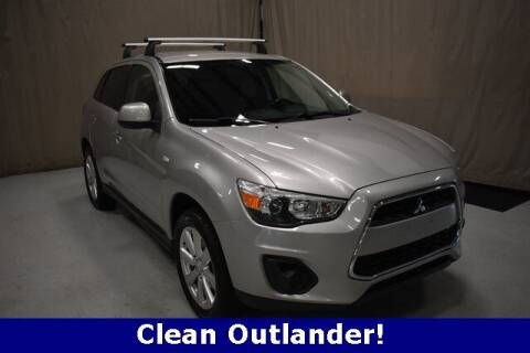 2014 Mitsubishi Outlander Sport for sale at Vorderman Imports in Fort Wayne IN