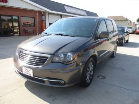 2016 Chrysler Town and Country for sale at Eden's Auto Sales in Valley Center KS