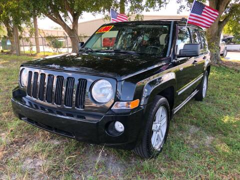 2010 Jeep Patriot for sale at EXECUTIVE CAR SALES LLC in North Fort Myers FL