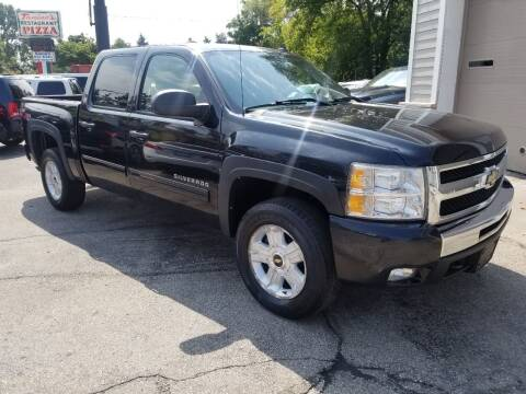 2009 Chevrolet Silverado 1500 for sale at 1st Quality Auto in Milwaukee WI