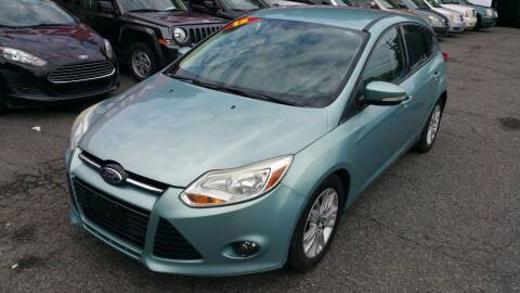 2012 Ford Focus for sale at Ace Auto Brokers in Charlotte NC