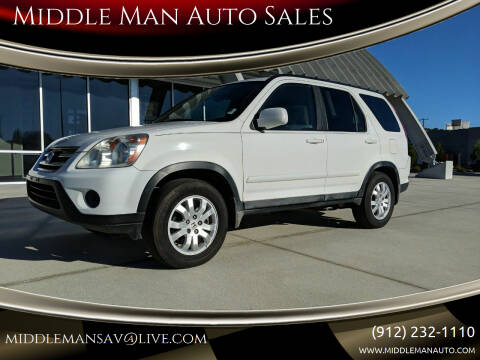 2005 Honda CR-V for sale at Middle Man Auto Sales in Savannah GA
