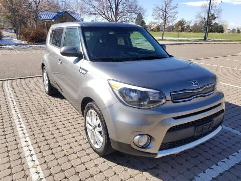 2018 Kia Soul for sale at Red Rock's Autos in Denver CO