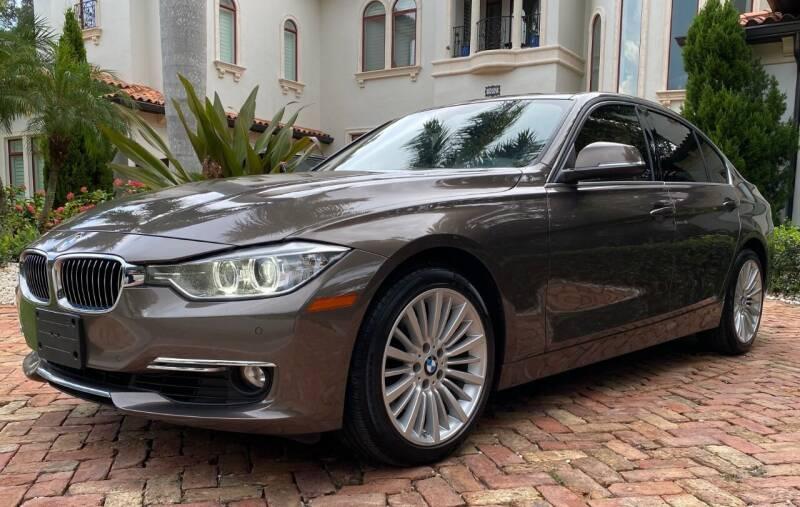 2013 BMW 3 Series for sale at Mirabella Motors in Tampa FL