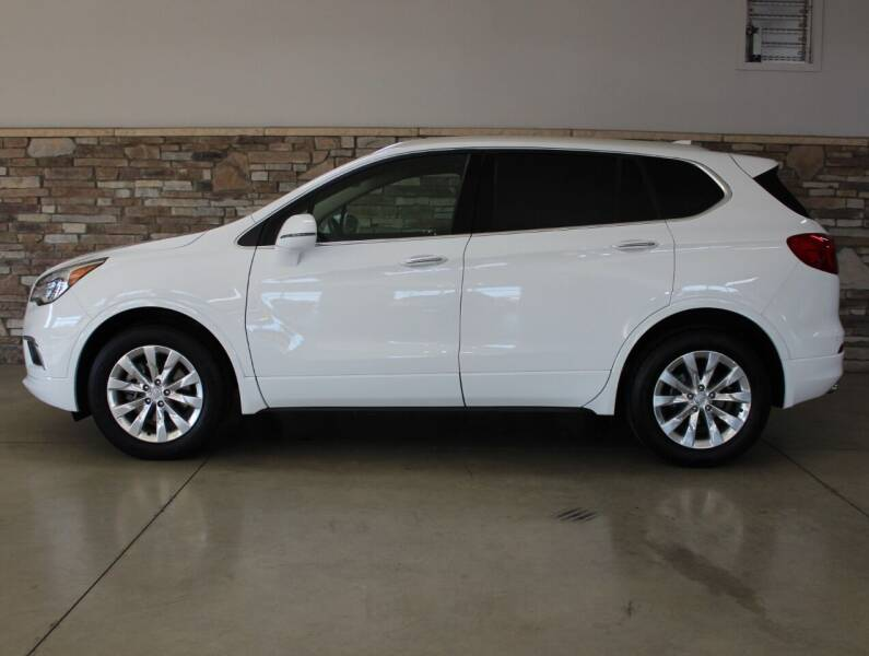 2018 Buick Envision for sale at Bud & Doug Walters Auto Sales in Kalamazoo MI
