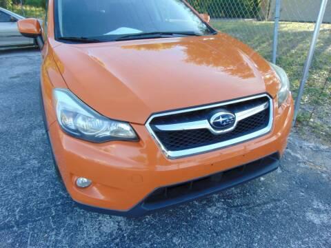 2014 Subaru XV Crosstrek for sale at Payday Motor Sales in Lakeland FL