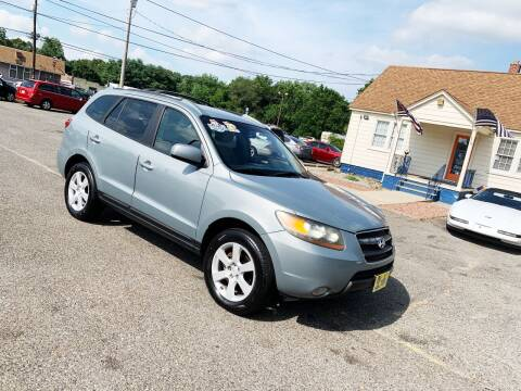 2007 Hyundai Santa Fe for sale at New Wave Auto of Vineland in Vineland NJ