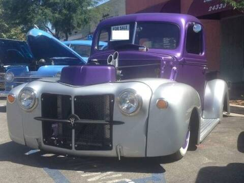 1947 Ford F-100 for sale at Haggle Me Classics in Hobart IN