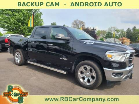 2020 RAM Ram Pickup 1500 for sale at R & B Car Company in South Bend IN