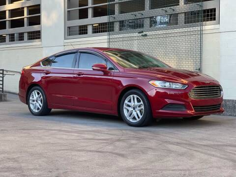 2016 Ford Fusion for sale at LANCASTER AUTO GROUP in Portland OR