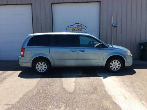 2009 Chrysler Town and Country for sale at The AutoFinance Center in Rochester MN